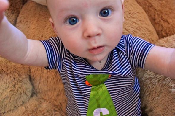 Oliver - 6 Months