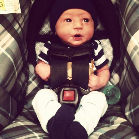 Oliver - Newborn